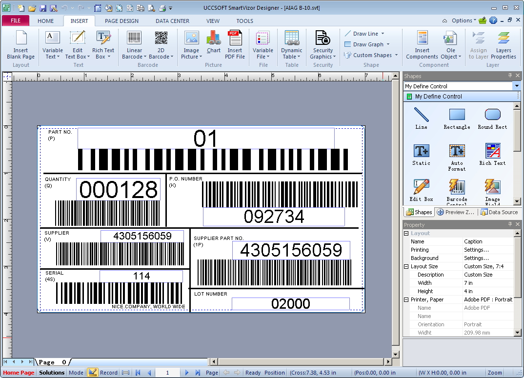 Barcodes, labels, forms, bills, insurance policies, batch, Printing, variable data printing, printing, software,VDP, variable data printing, Publish on demand (POD),bills and statements, print on demand, ducument automation, Mailings,digital printing